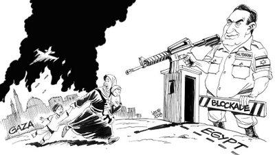 gaza-even-worse-is-hosni-mubarak