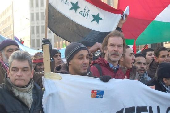 manif-bruxelles-gaza-drapeau-irakien