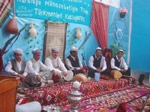 TURKMEN MUSICIANS