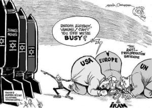 israel-nuclear1 iMAGE BY BENDIB