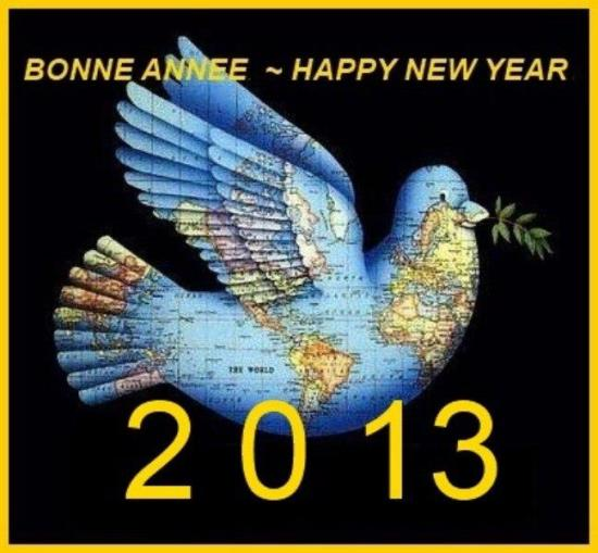 HAPPY NEW YEAR COLOMBE