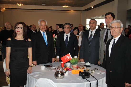 NOVRUZ 2013 Hassan with Turkish MP
