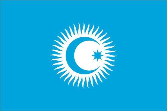 Turkic Flag 1