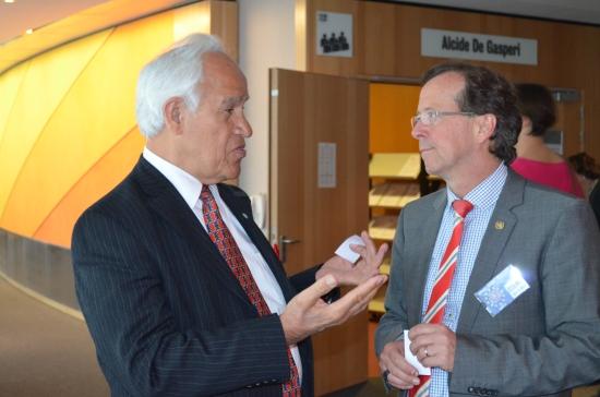 Martin Kobler at EU Parl 29 May 2013 016