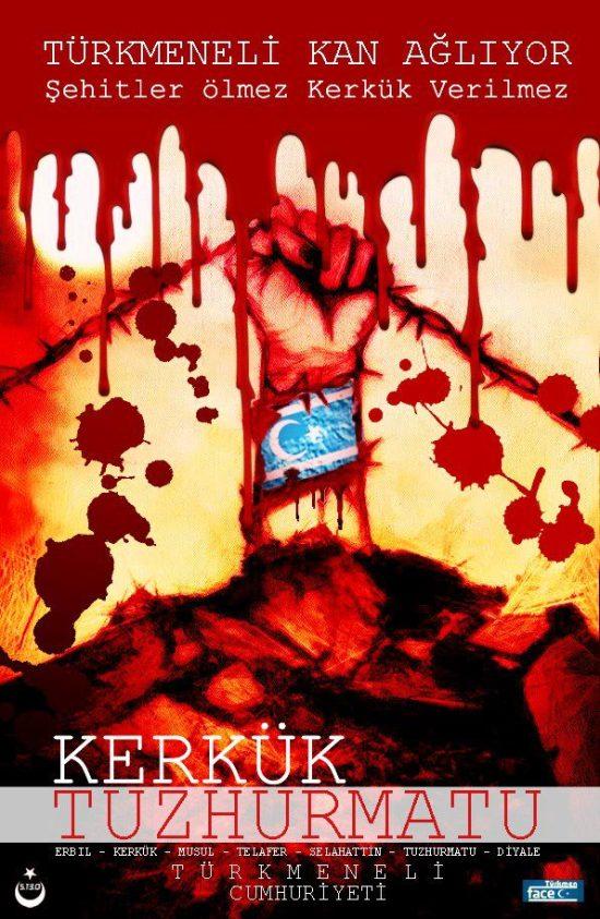 Affiche Tuz Khurmatu