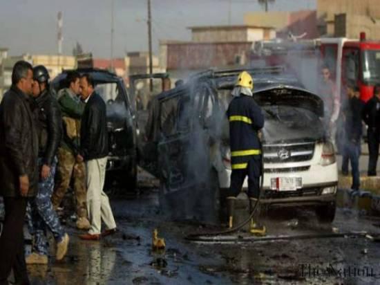 bomb attack Tuz Khurmatu