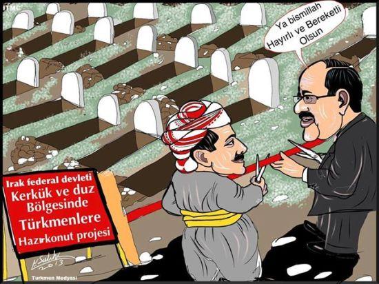 Projet elimination des turkmènes