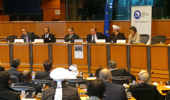 iraq human rights confer brussels